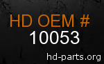 hd 10053 genuine part number