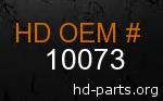 hd 10073 genuine part number