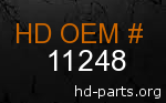 hd 11248 genuine part number