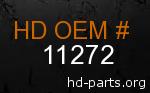 hd 11272 genuine part number