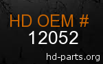 hd 12052 genuine part number