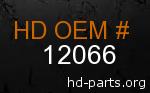 hd 12066 genuine part number