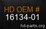 hd 16134-01 genuine part number
