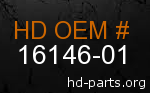 hd 16146-01 genuine part number
