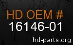 hd 16146-01 genuine part number