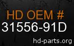 hd 31556-91D genuine part number