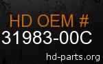hd 31983-00C genuine part number