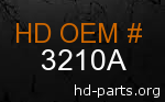 hd 3210A genuine part number