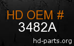 hd 3482A genuine part number