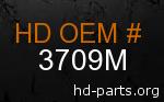 hd 3709M genuine part number