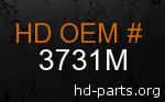 hd 3731M genuine part number