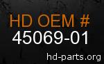 hd 45069-01 genuine part number