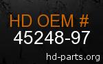 hd 45248-97 genuine part number