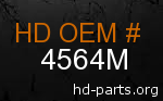 hd 4564M genuine part number