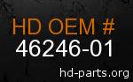 hd 46246-01 genuine part number