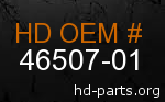 hd 46507-01 genuine part number