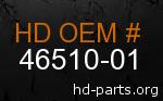 hd 46510-01 genuine part number