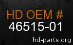 hd 46515-01 genuine part number