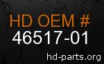 hd 46517-01 genuine part number