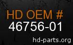 hd 46756-01 genuine part number