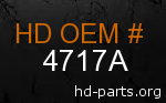 hd 4717A genuine part number