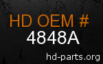 hd 4848A genuine part number