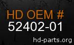 hd 52402-01 genuine part number