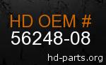 hd 56248-08 genuine part number