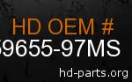 hd 59655-97MS genuine part number