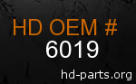 hd 6019 genuine part number