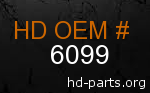 hd 6099 genuine part number