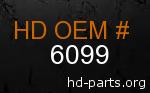 hd 6099 genuine part number