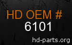 hd 6101 genuine part number