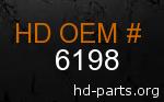 hd 6198 genuine part number