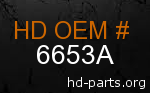 hd 6653A genuine part number