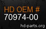 hd 70974-00 genuine part number
