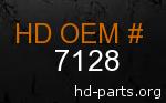 hd 7128 genuine part number