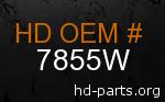 hd 7855W genuine part number