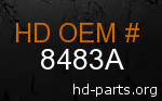 hd 8483A genuine part number