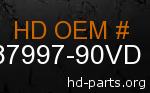 hd 87997-90VD genuine part number