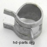 V-Twin Manufacturing Battery Vent Hose Clamp