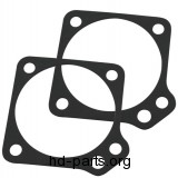 S&S Cycle KN Series Tappet Guide Gasket Set