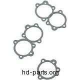 J&P Cycles® Intake Manifold Gasket