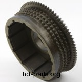 V-Twin Manufacturing Clutch Drum with Ring Ge