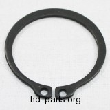 Clutch Hub External Retaining Ring