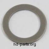 V-Twin Manufacturing Fork Tube Cap Washer