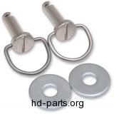 CycleVisions Saddlebag 1/4 Turn Fastener