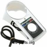 J&P Cycles® Replacement Dash Kit