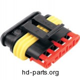 NAMZ Custom Cycle Wiring Connector for Active