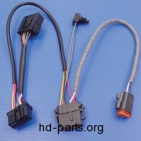 Speedometer Wiring Harness Kit for Softail